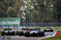 Same track limits rules for every F1 session at Imola