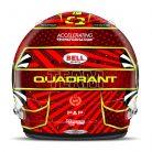 Lando Norris's unraced 2020 Turkish Grand Prix helmet