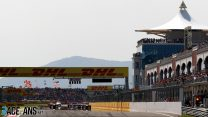 Dry but overcast weather for Istanbul Park return