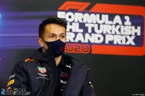 Red Bull could decide on Albon's future after last race of season