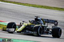 Daniel Ricciardo, Renault, Istanbul Park, 2020