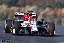 Kimi Raikkonen, Alfa Romeo, Istanbul Park, 2020