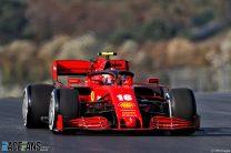 Charles Leclerc, Ferrari, Istanbul Park, 2020