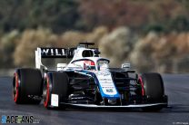 George Russell, Williams, Istanbul Park, 2020