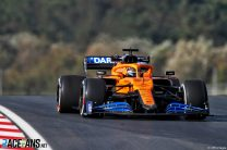 Carlos Sainz Jnr, McLaren, Istanbul Park, 2020