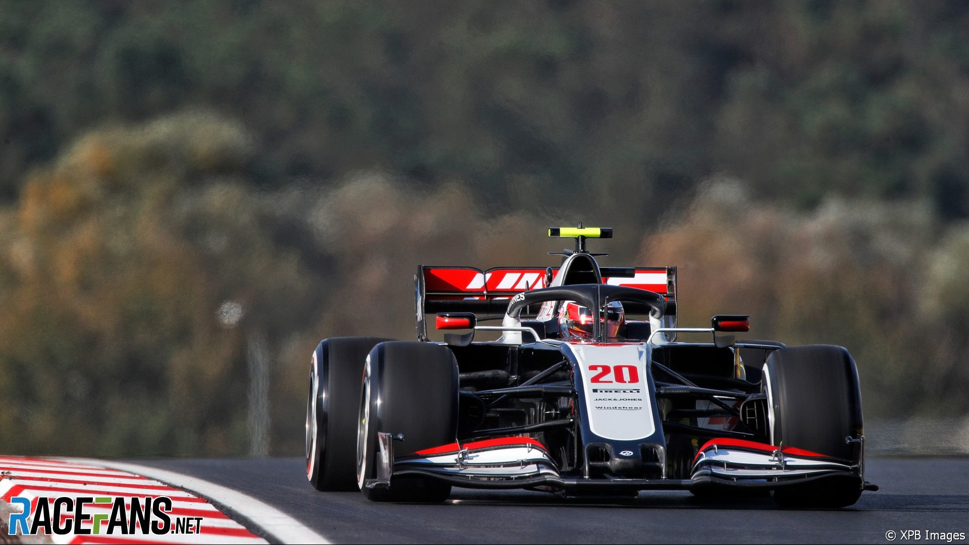 Kevin Magnussen, Haas, Istanbul Park, 2020