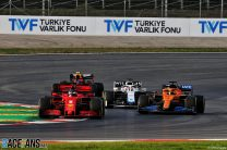 Why Istanbul's new surface caught Pirelli by surprise, and what it means for the race
