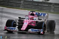 Perez says Giovinazzi ruined his final qualifying lap