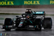 Why Mercedes floundered in conditions that needed 'a car which kills its tyres'