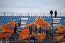 Fans, Istanbul Park, 2020