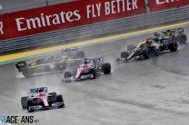 Rate the race: 2020 Turkish Grand Prix