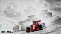 2020 Turkish Grand Prix in pictures