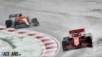 McLaren alert to Ferrari threat in fight for third place