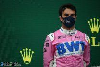 Sergio Perez, Racing Point, Istanbul Park, 2020