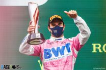"""Perez feels """"definitely much more ready"""" to drive for a top F1 team"""