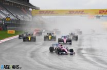 Vote for your 2020 Turkish Grand Prix Driver of the Weekend