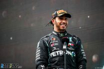 Why Russell's Mercedes debut could hit Hamilton in the pocket