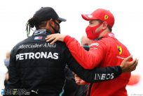 'Greatest of our era', 'statistically the best': Hamilton's rivals hail his seventh title