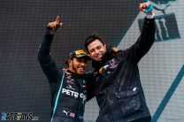 Wolff explains Hamilton's one-year deal and dismisses 'Verstappen clause' rumour