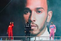 How Hamilton made history in 'a race he wasn't supposed to win'