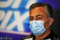 Pirelli F1 boss Isola tests positive for Covid-19
