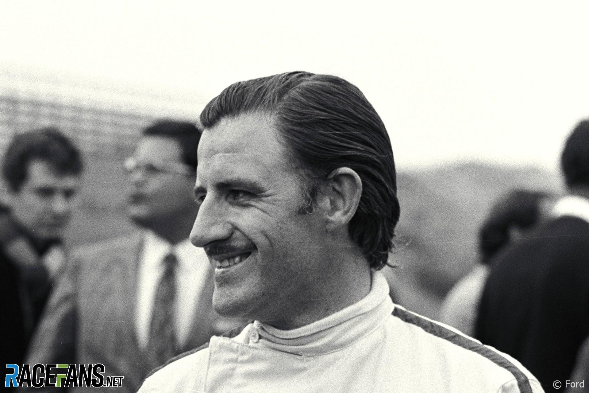 Graham Hill, Lotus, Zandvoort, 1967