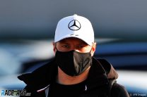 Mercedes clarifies Bottas's 'Wuhan bat' comment in Chinese social media post