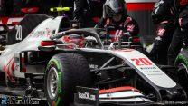 Haas doubt pit stop error cost Magnussen points