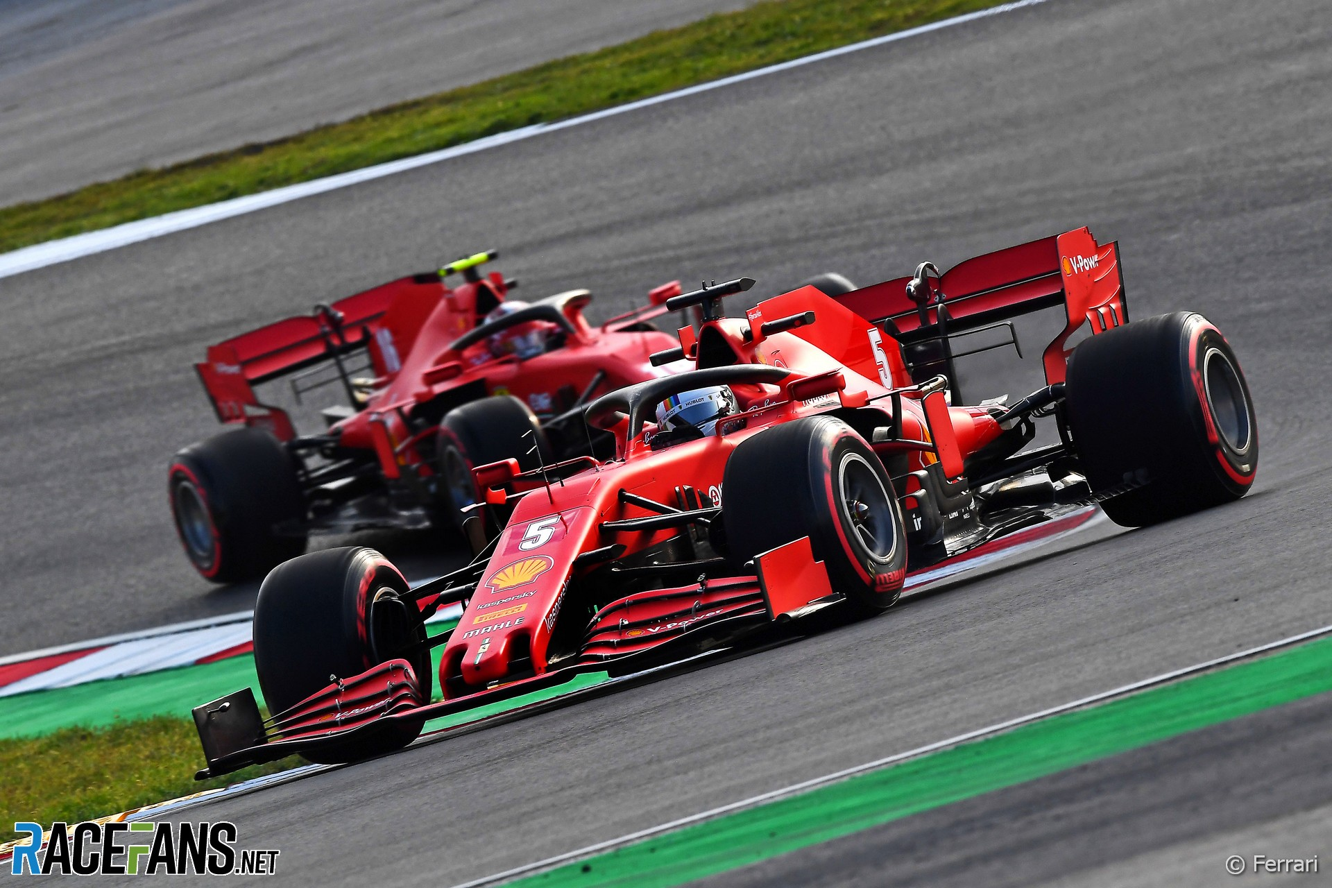 Could Ferrari pull off a face-saving shock in the final three races?   2020 F1 season