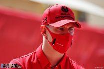 Mick Schumacher, Bahrain International Circuit, 2020