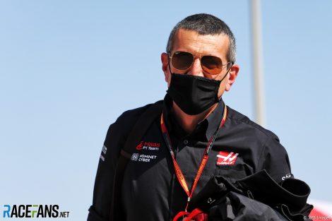 Guenther Steiner, Haas, Bahrain International Circuit, 2020