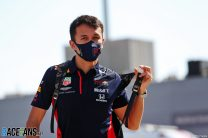 Albon has been closer to Verstappen than Gasly was, says Horner