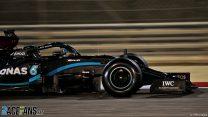 Hamilton tops second Bahrain practice after Albon crashes heavily