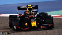 Albon admits he 'should have backed off more' in crash