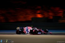 """Stroll says he had """"no chance"""" to reach Q3 on wrong tyres"""
