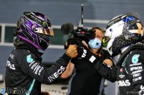 "Bottas says gap to Hamilton is ""confusing"" after clean lap"
