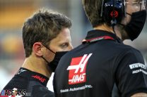 Romain Grosjean, Haas, Bahrain International Circuit, 2020