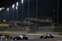 Start, Bahrain International Circuit, 2020