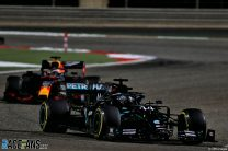 Lewis Hamilton, Mercedes, Bahrain International Circuit, 2020