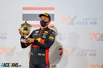 """Albon only """"95% satisfied"""" after inheriting podium finish"""