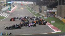 2021 Bahrain Grand Prix TV Times