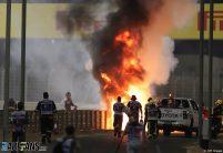 The urgent questions F1 must answer following Grosjean's fireball crash