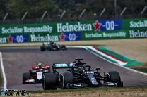 Why Hamilton's rivals think he would have won without the Virtual Safety Car