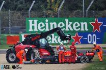 Pirelli begins probe into Verstappen tyre failure