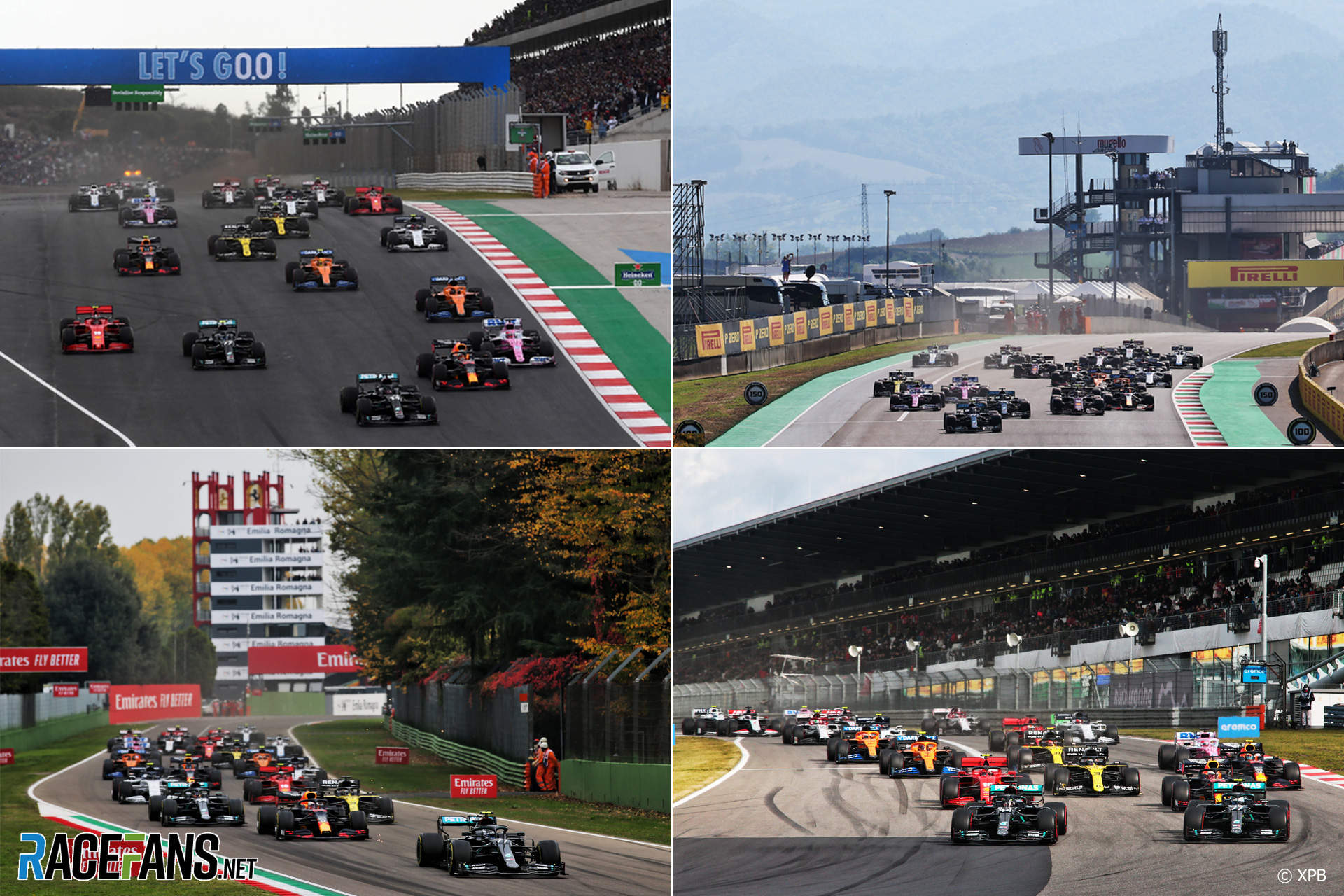 2021 F1 Calendar Which Race Should Fill The Empty Slot Racefans