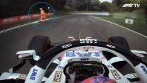 """""""Very, very dangerous"""": Vettel warned race control over near-miss with marshals"""
