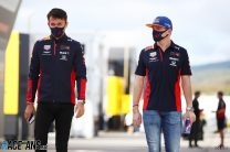 """Verstappen gave """"honest opinion"""" on Albon's difficulties to Red Bull"""