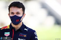 "Losing Red Bull drive ""hurts"" says Albon as he targets 2022 return"