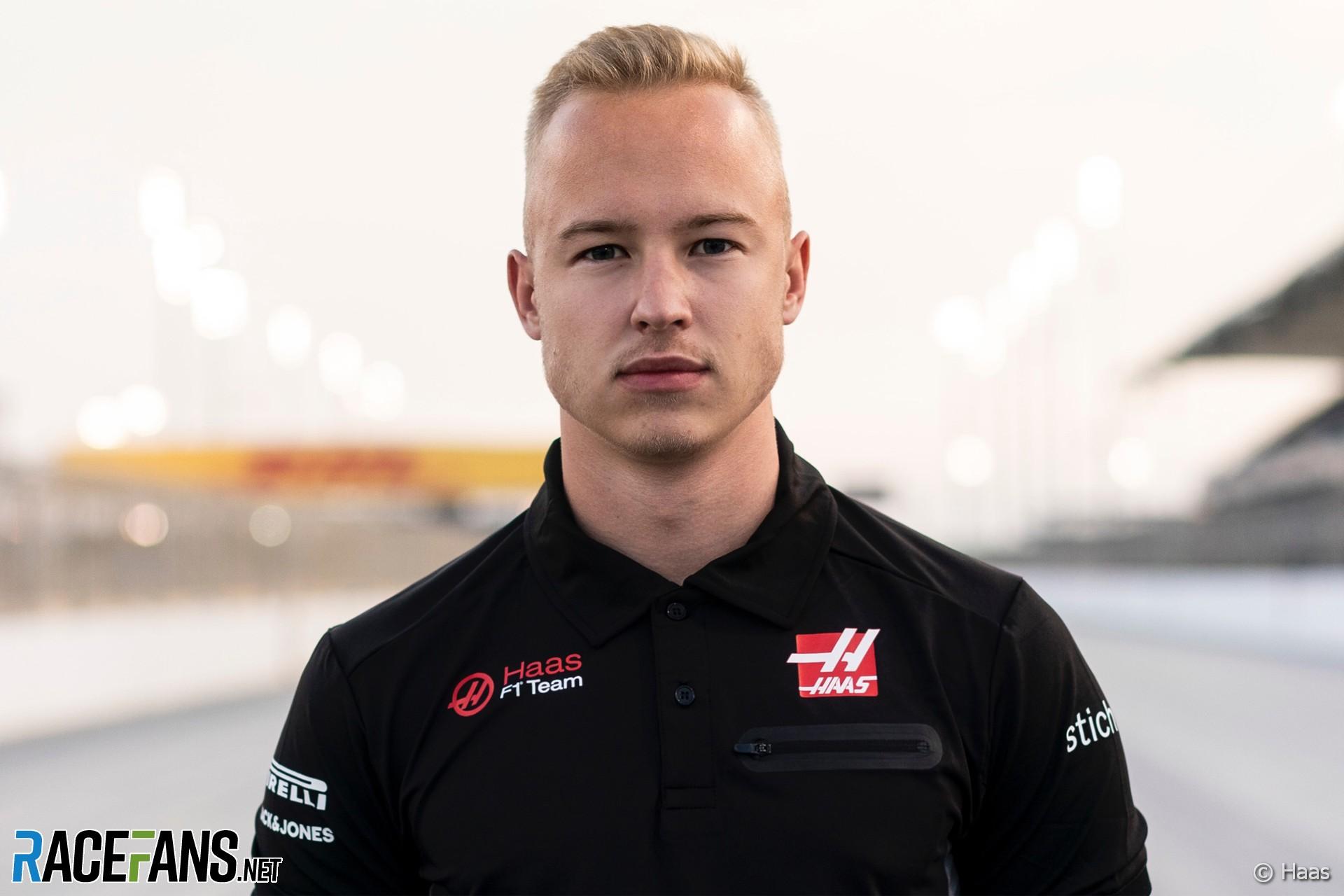 Nikita Mazepin, Haas, 2020