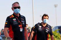 Jonathan Wheatley, Red Bull, Bahrain International Circuit